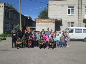 казачий лагерь 2014