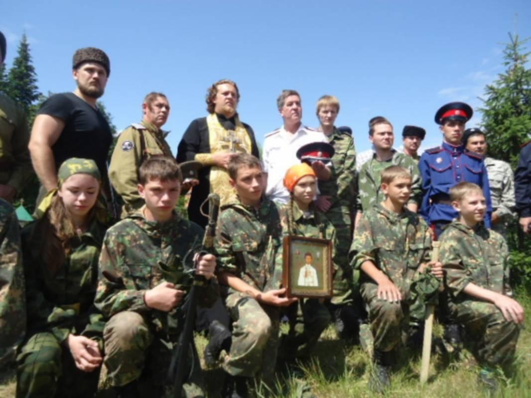 Казарла в Ульяновске